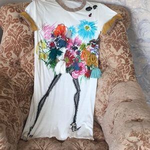 Lanvin cotton dress